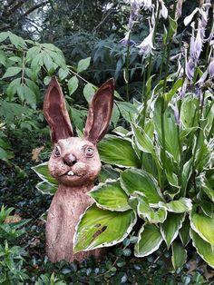 Máte rádi zvířata? :: Keramysh Garden Sculpture, Outdoor Decor, Home Decor, Decoration Home, Room Decor, Home Interior Design, Home Decoration, Interior Design