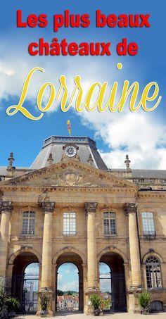 Découvrez ma liste des 25 plus beaux châteaux de Lorraine ! . . . #Lorraine #DestinationLorraine #AmazingLorraine #ChâteauxForts #EnFranceAussi #FrenchMoments #MonGrandEst #magnifiquefrance Lorraine, Destinations, French Castles, Château Fort, Taj Mahal, Louvre, Building, Travel, Mansions