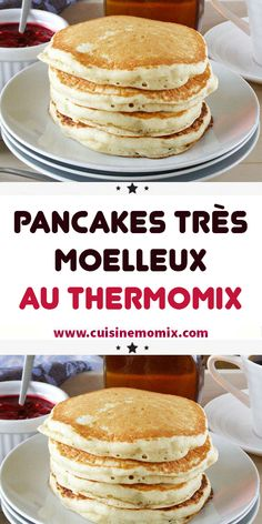 Pancake Recipes 87058 Here is the recipe for very soft thermomix pancakes, very light pancakes, easy and quick to prepare in less than 5 minutes, ideal for serving at breakfast or as a dessert. Cooking For Two, Cooking Chef, Fun Cooking, Cooking Time, Cooking Recipes, Cooking Hacks, Cooking Gadgets, Cooking Videos, Thermomix Pancakes