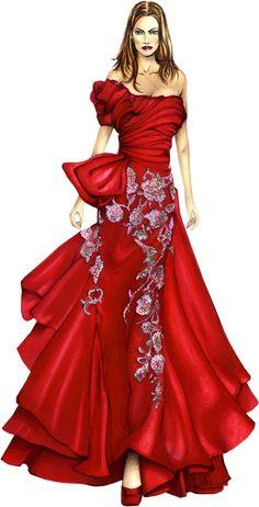 Best fashion design of December 2011 by Mattia Lazzari :: Istituto di Moda Burgo