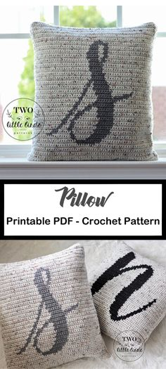 Pillow Crochet Patterns – Update Your Home - A More Crafty Life - Love Crochet Pillow Crochet Patterns – Update Your Home - A More Crafty Life Crochet Pillow Patterns Free, Crochet Motifs, Crochet Stitches, Knitting Patterns, Doilies Crochet, Sewing Patterns, Unique Crochet, Love Crochet, Crochet Gifts