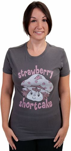 Strawberry Shortcake Shirt
