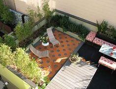 Small Garden Pictures Arterra Landscape Architects San Francisco, CA Reading Garden, Dwarf Fruit Trees, Plastic Planters, Narrow Garden, Garden Screening, Lawn Maintenance, Landscape Services, Garden Pictures, Small Garden Design