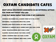 Oxfam Candidate Cafes are planned all over Scotland, a chance to meet local #SP16 candidates https://act.oxfam.org/great-britain/candidate-cafes-in-scotland
