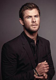 Chris Hemsworth, born 1983.