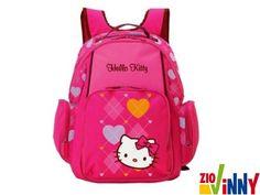 "Zainetto ""Hello Kitty"" Pavia - Zio Vinny"