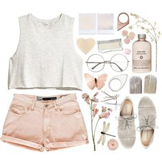 A fashion look from August 2013 featuring H&M tops, Sole Society oxfords and Monki rings. Browse and shop related looks.
