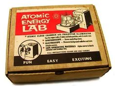 "Philosophy of Science Portal: A. C. Gilbert ""U-238 Atomic Energy Lab"""