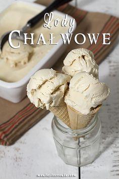 Lody chałwowe (bez jajek i maszyny) / No Churn Halva Ice Cream