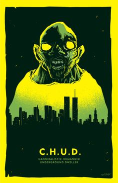 C.H.U.D. illustration by Matt Talbot