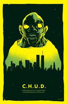 C.H.U.D. illustration by Matt Talbot