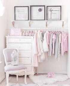Home Decoration For Halloween Pink Bedroom Decor, Master Bedroom Interior, Pink Bedrooms, Girls Bedroom, Feminine Decor, Feminine Style, Pastel Room, Kawaii Room, Cute Home Decor