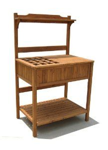 Thinking of turning this into an outdoor bar cart/server.