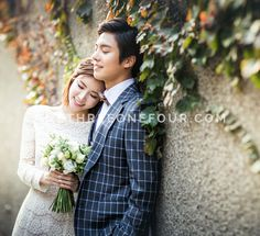 Korea Concept Outdoor Photo Shoot Korean Couples Engagement