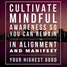 Be mindful of your thoughts and feelings so you can remain in a good feeling place and manifest the best for you and your children.