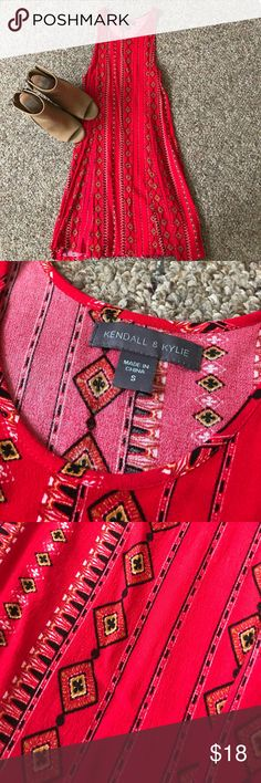 Dress Kendall and Kylie dress worn a few times in amazing condition Kendall & Kylie Dresses Mini