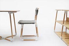 plumb modular furniture features customizable connections