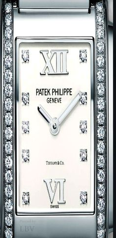 Patek Philippe ♥✤timepieces at Tiffany
