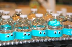 monster party water