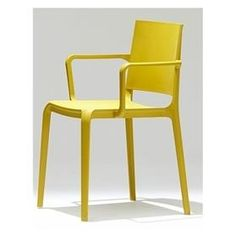 Allermuir Tonina 100% Recyclable Stacking Chair with Arms