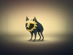 Dribbble - Another character by Mikael Gustafsson