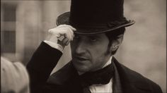 Richard Armitage in North & South. Only man that could make being a dwarf sexy.
