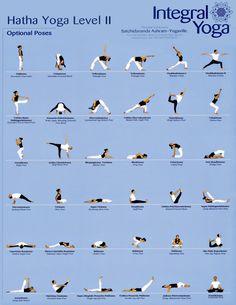75 yoga poses pdf 85x11  etsy  yoga chart ashtanga
