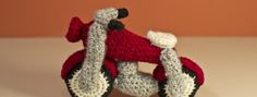 Summer is the time for sunshine, blue skies and road trips! And if you or someone you know is a motorcycle lover, then this is the pattern for you! Vrooom! Crochet Motorcycle Pattern *Note: I don&#…