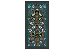 Persian Panel | graphic persian panel i on onekingslane com