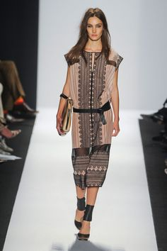 BCBG Max Azria at New York Fashion Week Spring 2013 - StyleBistro