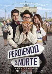 """Película: """"Perdiendo el norte (2015)"""""""