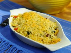 BLT Macaroni and Cheese Recipe : Geoffrey Zakarian : Food Network Macaroni N Cheese Recipe, Cheese Recipes, Pasta Recipes, Pasta Meals, Mac Cheese, Cheese Sauce, Rice Recipes, Dinner Recipes, Risotto