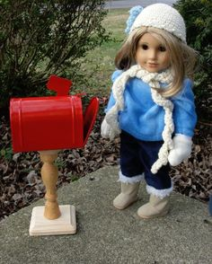 Why buy it when you can make it? Lots of links to DIY American Girl stuff.
