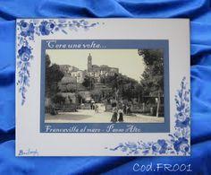 COLLEZIONE C era una volta l  ABRUZZO Francavilla Ceramica maiolicata BONTEMPO