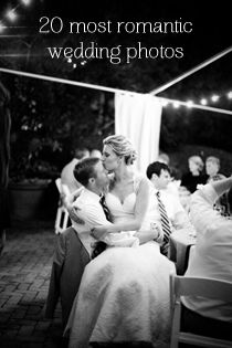 Best romantic wedding photos