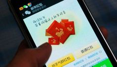 Joana in China: Cool! Mobile Money starts chines new year with red envelope app.