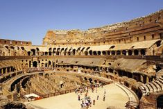If you travel to Rome, Colosseum is must thing to see Wanderlust Quotes, Italy Holidays, Top Place, Rome Travel, Travel Guides, Paris Skyline, Traveling By Yourself, Around The Worlds, Places