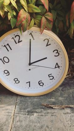 Silent Black Clocksicle Clock Clock For Kids, Bright Walls, Telling Time, Color Combos, Clocks, Modern, Inspiration, Design, Home Decor