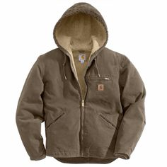 Looking for Carhartt Men's Big & Tall Sherpa Lined Sandstone Sierra Jacket ? Check out our picks for the Carhartt Men's Big & Tall Sherpa Lined Sandstone Sierra Jacket from the popular stores - all in one. Work Jackets, Line Jackets, Men's Jackets, Mens Sherpa, Carhartt Jacket, Carhartt Work Shirts, Mens Big And Tall, Sherpa Lined, Work Wear