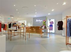 """#professional In a move to create buzz around its heritage brand, Jaegar has opened a new space in its Regent Street flagship store to highlight up-and-coming British designers. It is an attempt to be """"hip by association"""", but a smart move by the brand founded in London in 1884 to attract a new clientèle to its retail store..."""