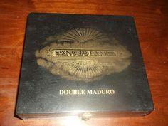 Vintage Sancho Panza Cigar Box!!!