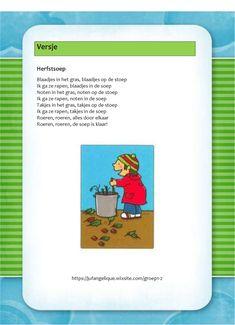 Versje: Herfstsoep Yoga For Kids, Africa, Kid Yoga