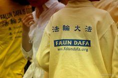 New York - Impressions - Falun Dafa in New York - Parade