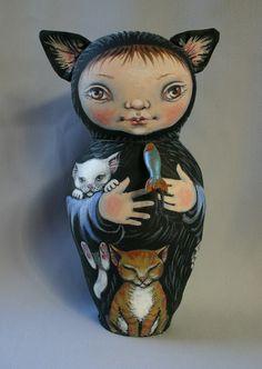 KittyBliss by Artemisia52.deviantart.com on @DeviantArt