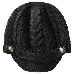 Target Merona® Knit Brim Hat - Black