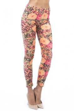 Velvet Feel Floral Print Leggings - Clothing Velvet Feel Floral Print Leggings. These ultra soft leggings are stretchy for a perfect fit. They are fleece lined to keep you extra warm. Team up with ankle boots and a baggy jumper to complete your outfit. You will not be disappointed with these gorgeous leggings.