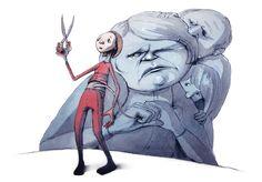 Lisa Aisato Character Sketches, Illustrators, Brave, Lisa, My Favorite Things, Creative, Artists, Om, Inspiration
