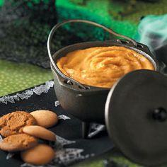 Pumpkin Cookie Dip Recipe from Taste of Home