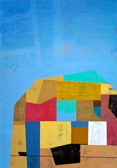 "Saatchi Online Artist Jim  Harris; Painting, ""Jim Harris: Sonny Criss - Paris Blues 1967"" #art"