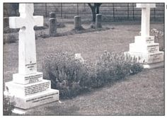 South African Military History Society - Journal - THE ANGLO-BOER WAR RENOVATION PROJECT The Rooidam Military Cemetery, Bloemfontein, showing both   Anglo-Boer War and Commonwealth First World War graves